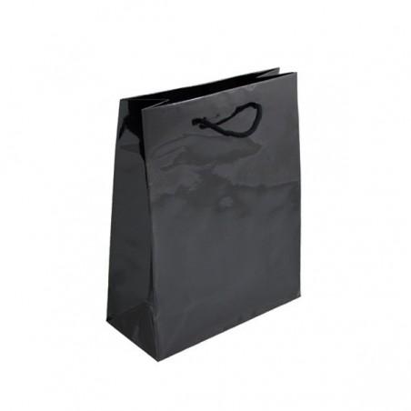 Papírová taška bílá Takeaway - detail ucho