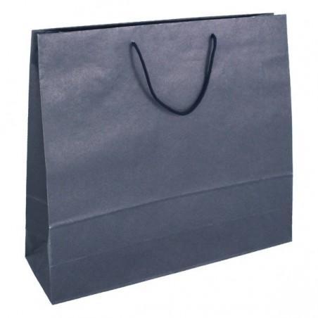 Papírová taška bílá Toptwist 24x11x31