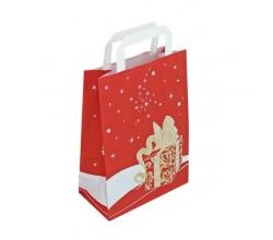 Červená taška Totwist 32x14x42