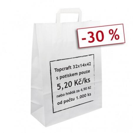 Zlatá taška Toptwist 32x14x42