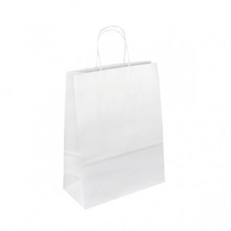 Dárková taška zlatá LuxOro 41x13x31