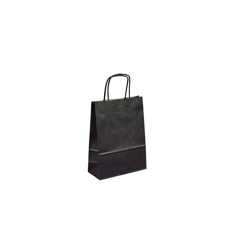 Papírová taška hnědá Siena 35x10x40