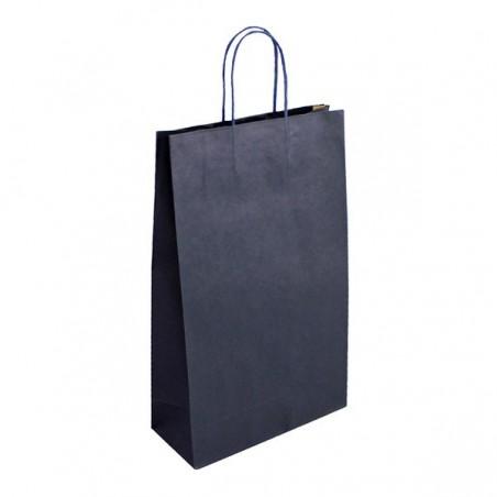 Papírová taška hnědá Topcraft 26x10x33