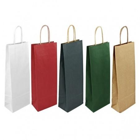 Papírová taška hnědá Takeaway 26x17x25