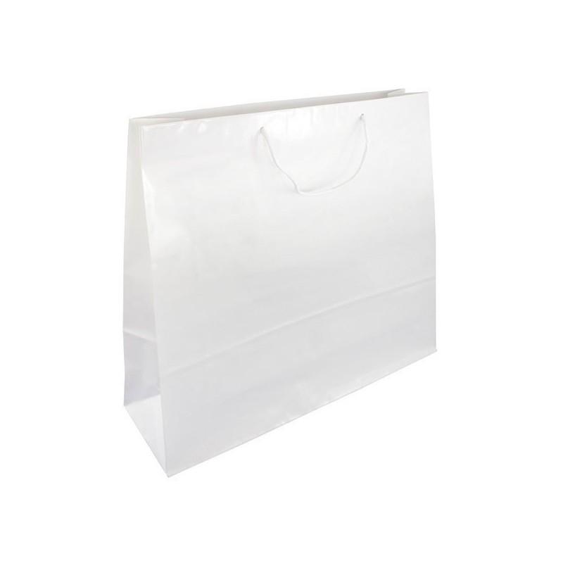 Dárková taška bílá Milano 55x15x48