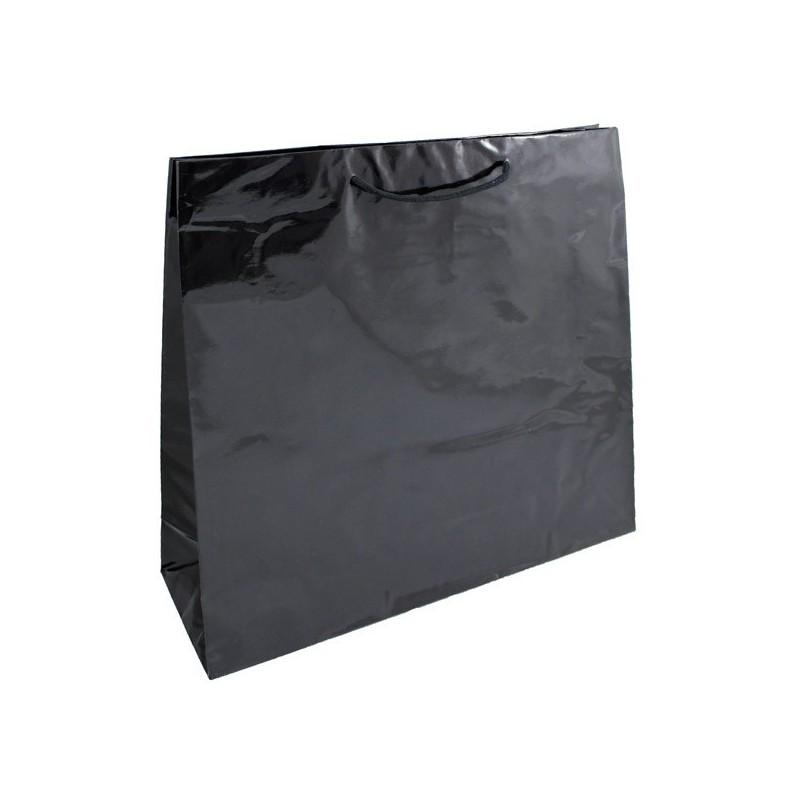 Dárková taška černá Milano 55x15x48