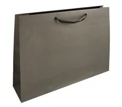 Papírová taška hnědá Toptwist 45x17x48
