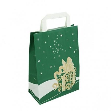 Zelená taška Toptwist 32x14x42