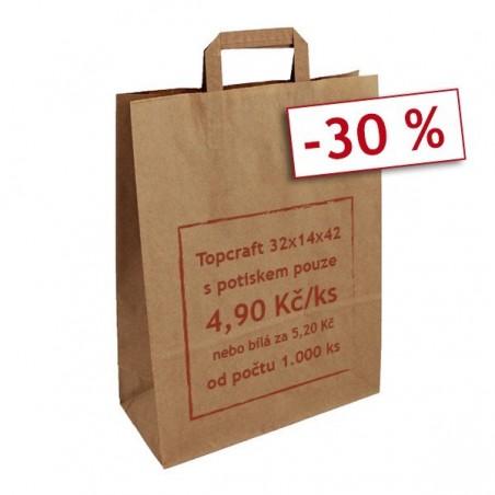 Zlatá taška Toptwist 24x11x31