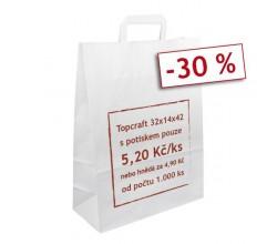 Stříbrná taška Totwist 24x11x31