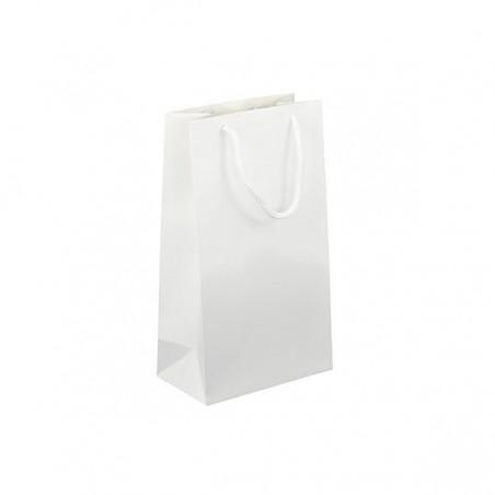 Taška na víno bílá Mosela 14x8x39