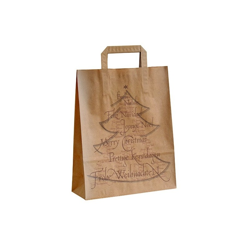 Vánoční taška Christmas Tree 26x10x33