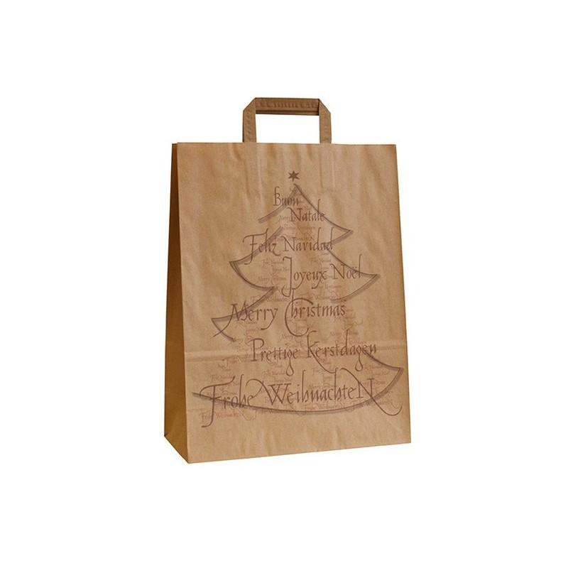 Vánoční taška Christmas Tree 32x14x42