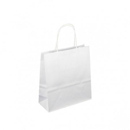 Dárková taška zlatá LuxOro 25x11x19
