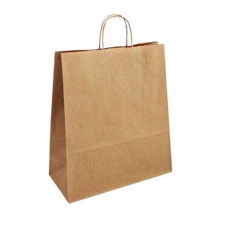 Dárková taška Brown 25x11x36