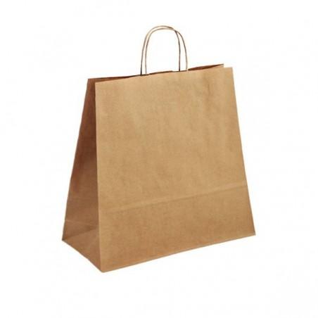 Dárková taška Brown 55x14x43