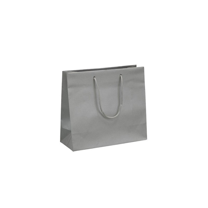 Dárková taška Silver 25x11x20