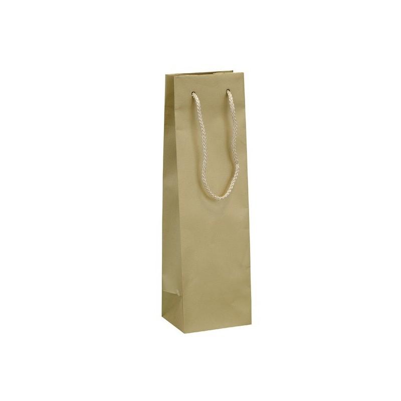 Taška na víno Gold 12x10x41