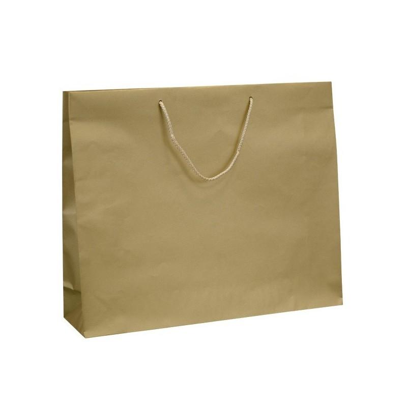 Dárková taška Gold 54x14x45