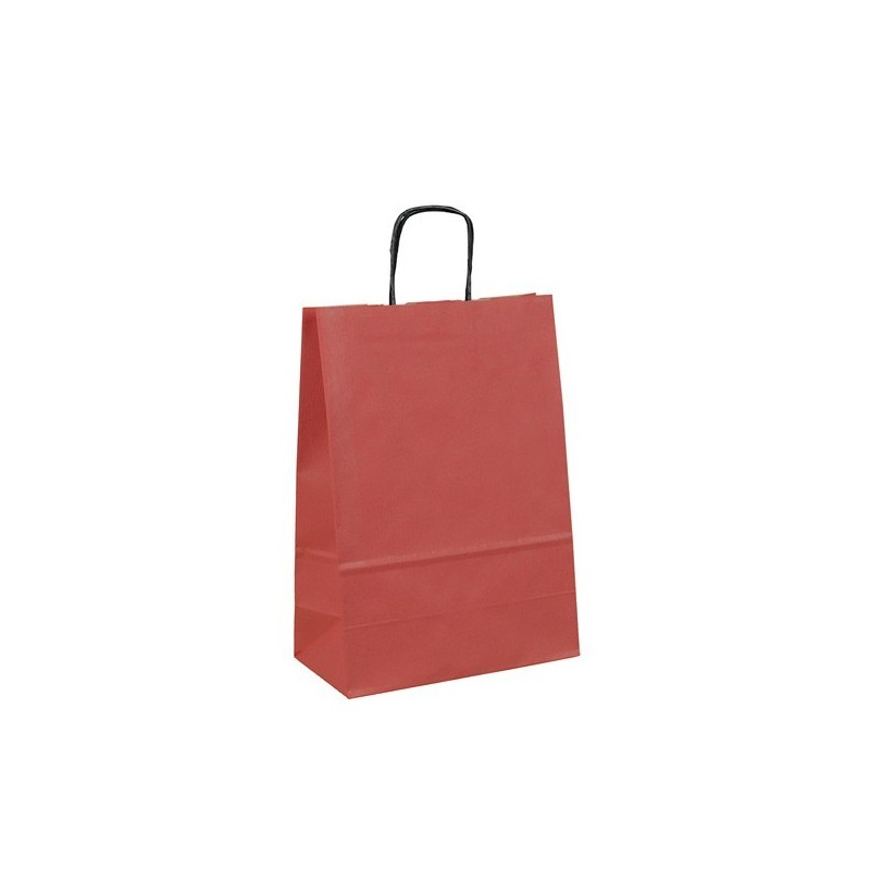 Papírová taška hnědá Siena 47x18x36