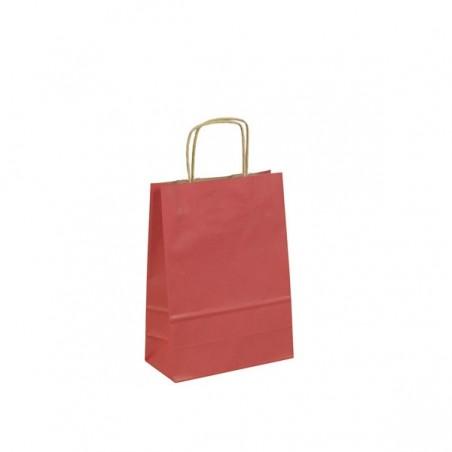 Bavlněná taška zelená 140 gr - 38x42 cm