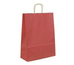 Červená taška Twister 32x12x41