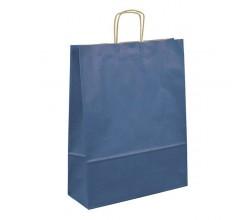 Modrá taška Twister 32x12x41