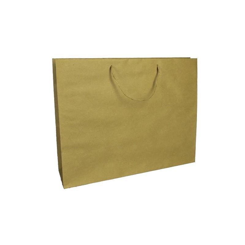 papírová taška hnědá Coloniale 54x14x43
