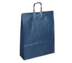 Bavlněná taška černá 210 gr - 38x42 cm