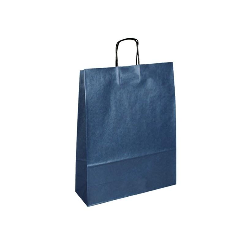 Modrá taška ExtraTWIST 32x12x41