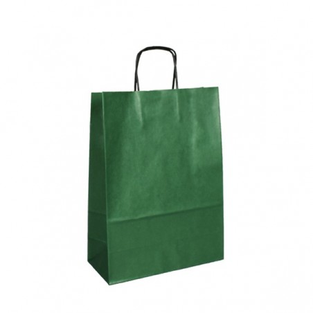 Bavlněná taška modrá 210 gr - 38x42 cm
