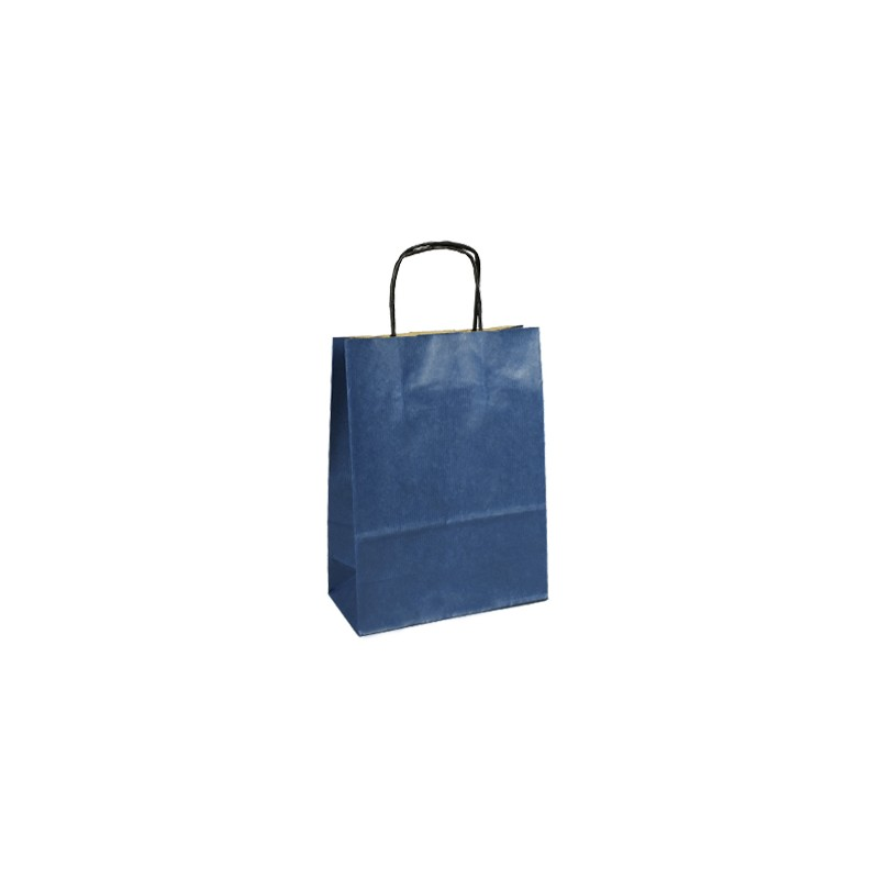 Modrá taška ExtraTWIST 18x8x24