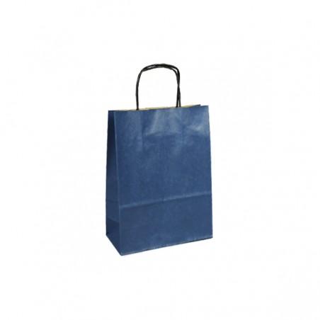 Papírová taška bílá ExtraTWIST 18x8x24