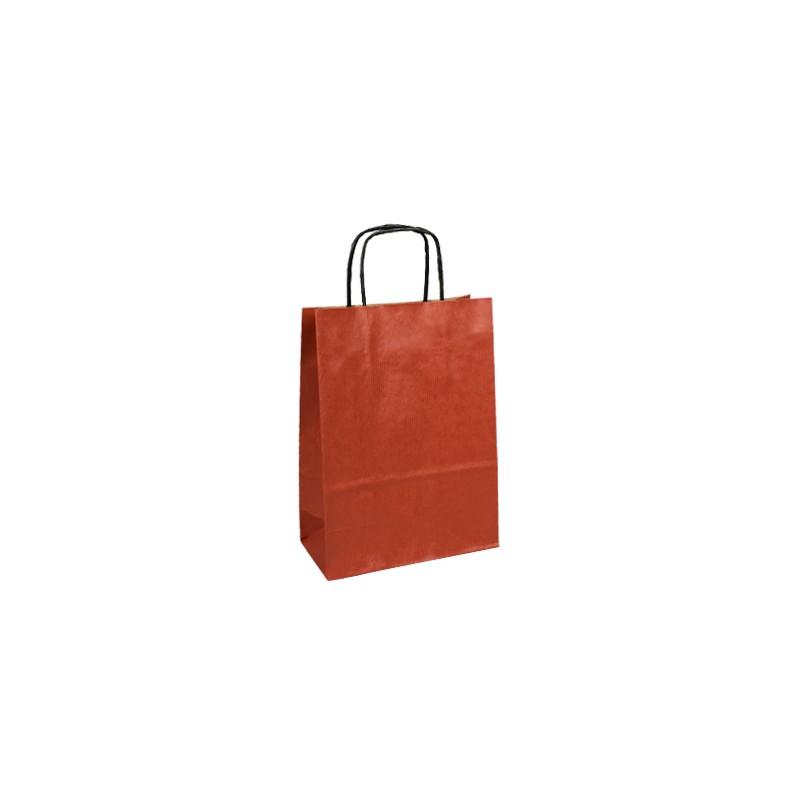 Červená taška ExtraTWIST 18x8x24