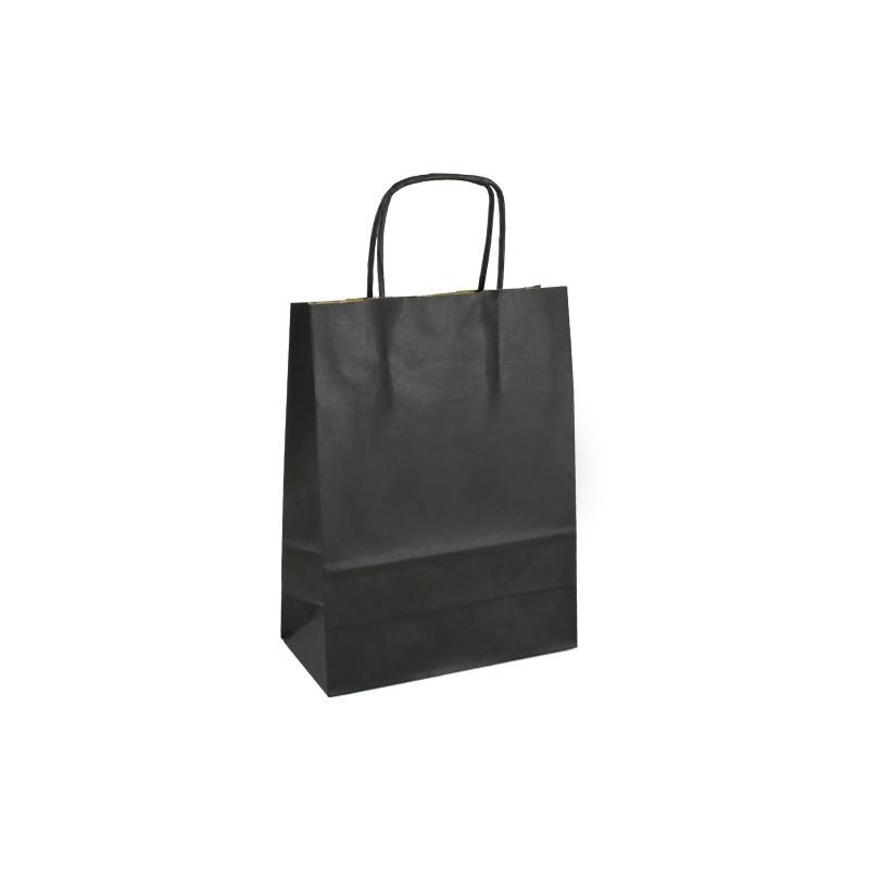 Černá taška ExtraTWIST 18x8x24