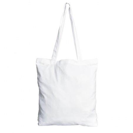 Papírová taška bílá ExtraTWIST 45x17x48