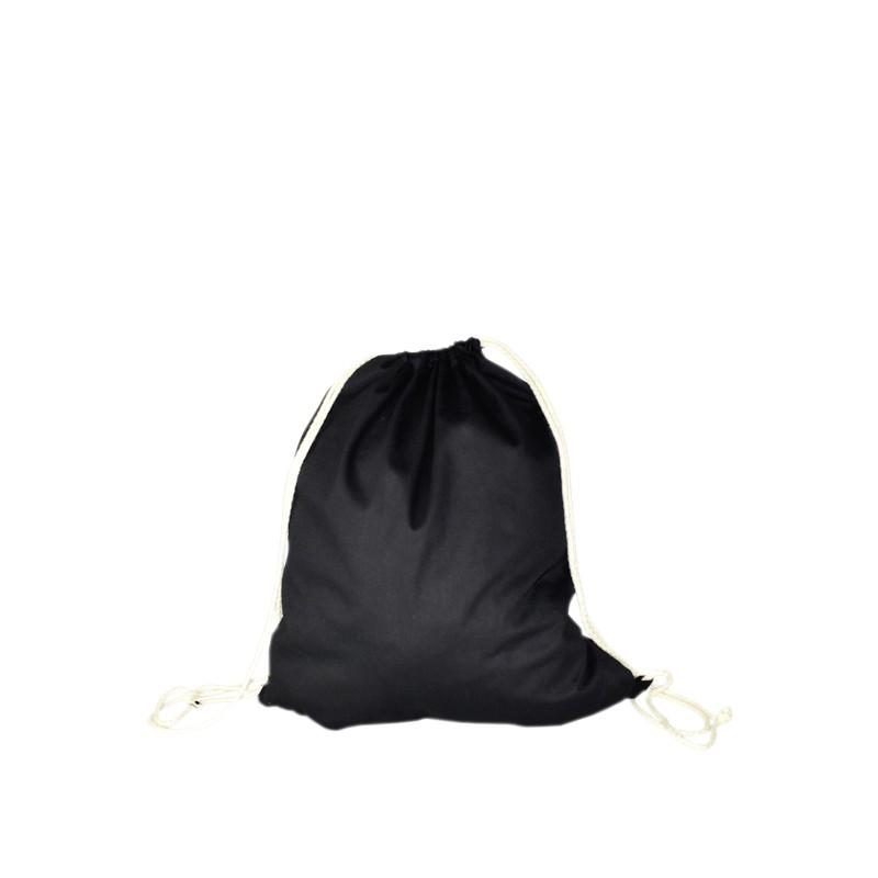 Bavlněný batůžek černý 140 gr