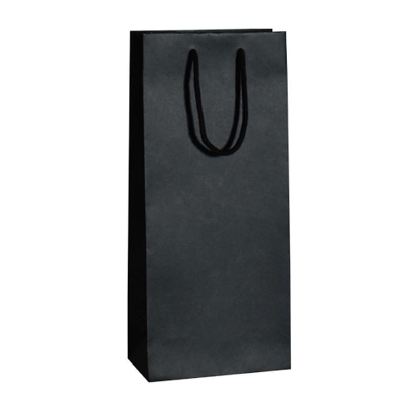 Taška na víno Livorno 18x10x41 černá