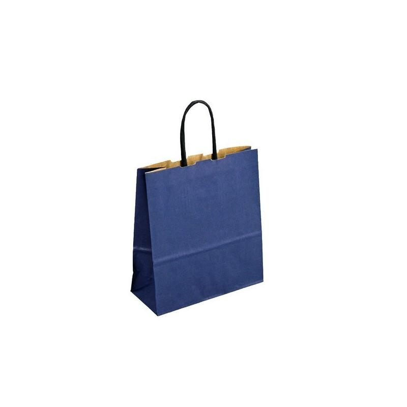 Modrá taška Totwist 19x8x21