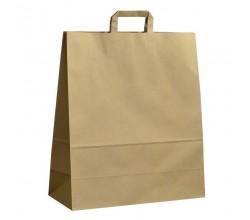 Papírová taška hnědá ExtraKRAFT 40x16x45