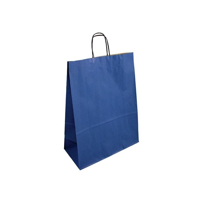 Modrá taška Totwist 32x14x42