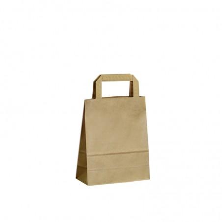 Taška s tiskem Topcraft bílá 26x10x33