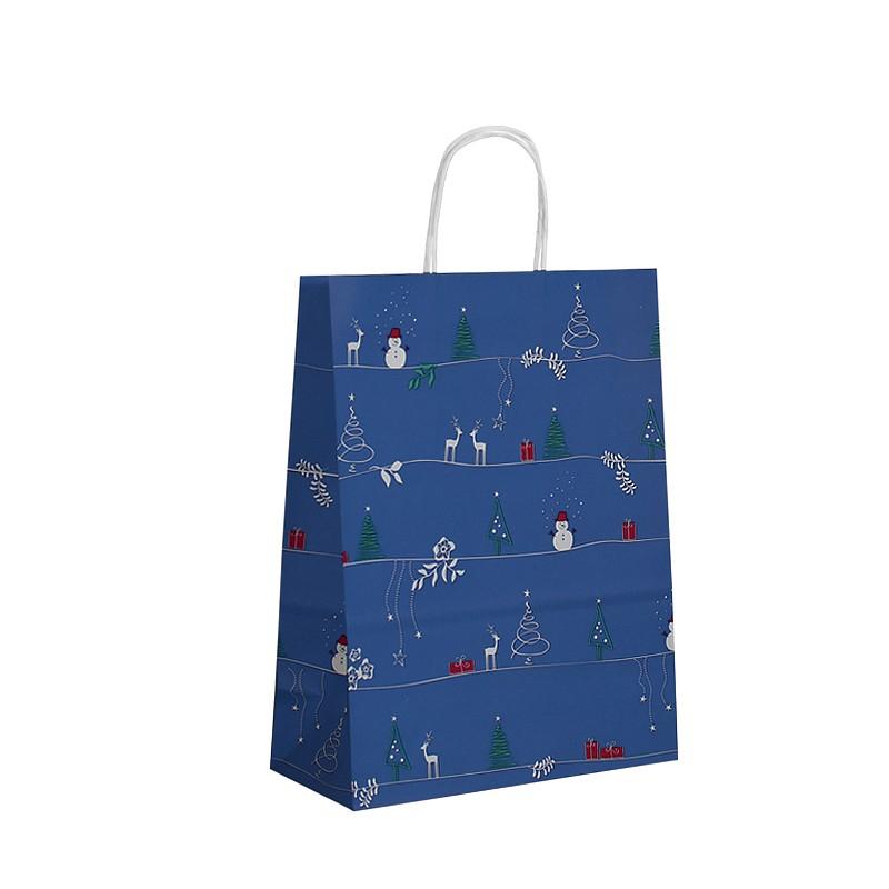 Vánoční taška Christmas Time 24x11x31