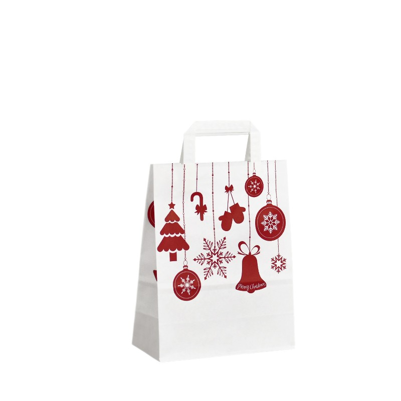Vánoční taška Christmas Ornaments 22x10x28