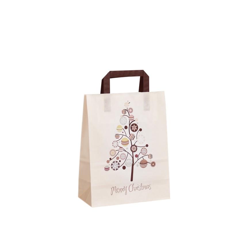 Vánoční taška Merry Christmas 22x10x28 cm