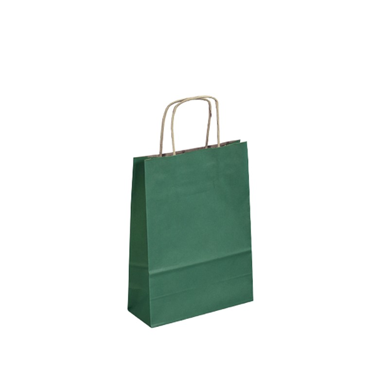 Zelená taška Twister 18x8x24