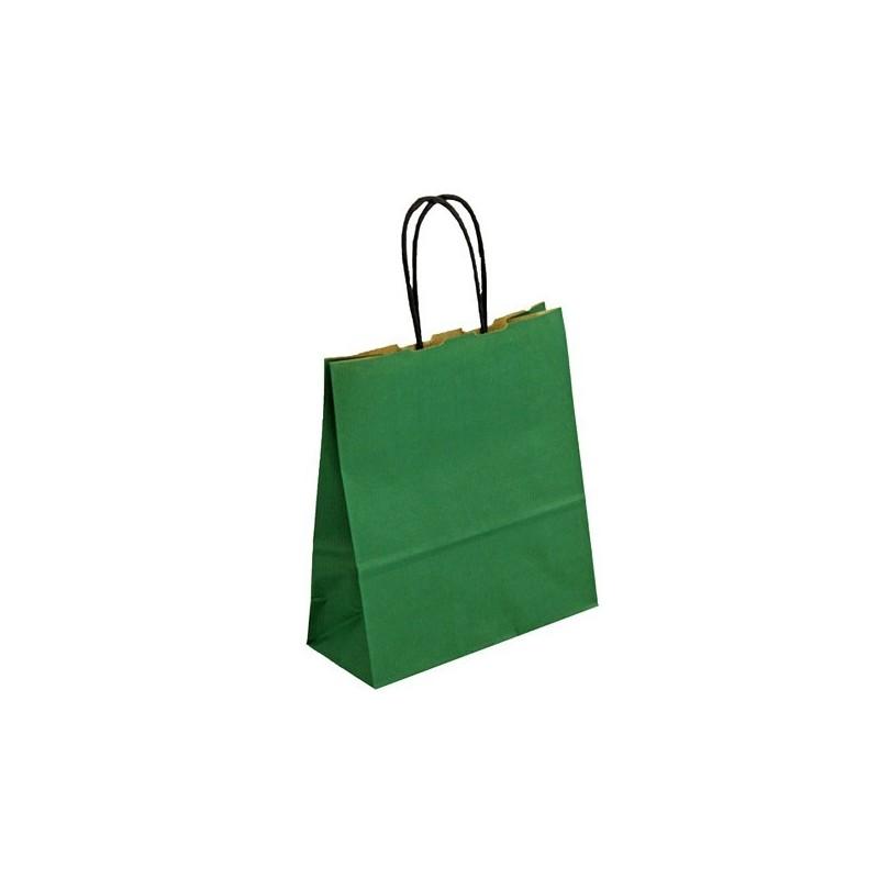 Zelená taška Totwist 19x8x21