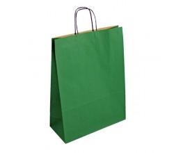 Zelená taška Totwist 32x14x42