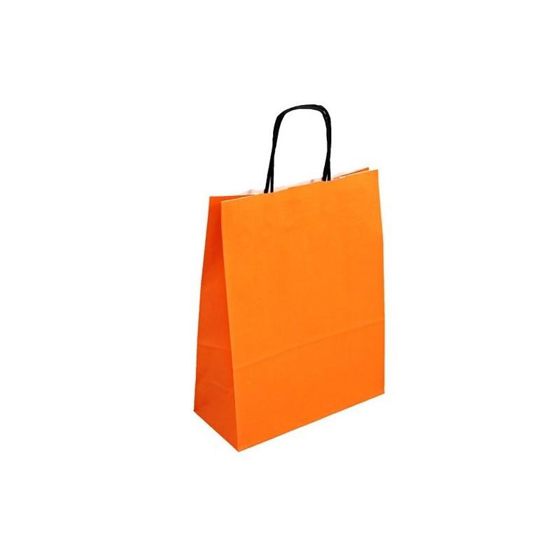 Oranžová taška Totwist 24x11x31