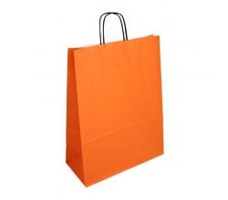 Oranžová taška Totwist 32x14x42